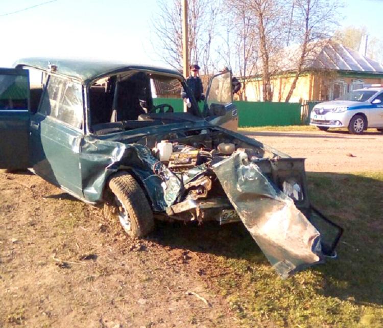 В Башкирии пьяный «бесправник» попал в ДТП в свой день рождения