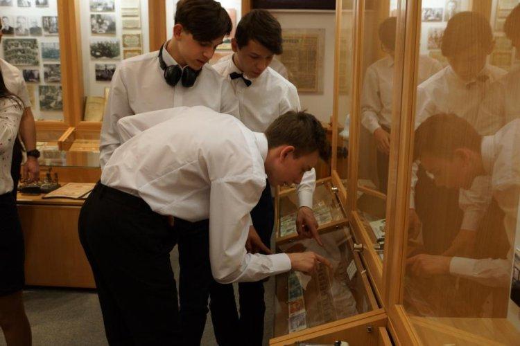 Отделение — Национальный банк по Республике Башкортостан приглашает в «Ночь музеев»