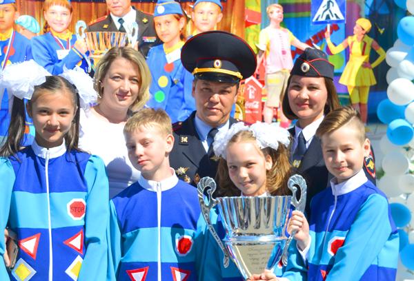 В Башкирии состоялась торжественная церемония награждения участников конкурса «Безопасное колесо -2018»