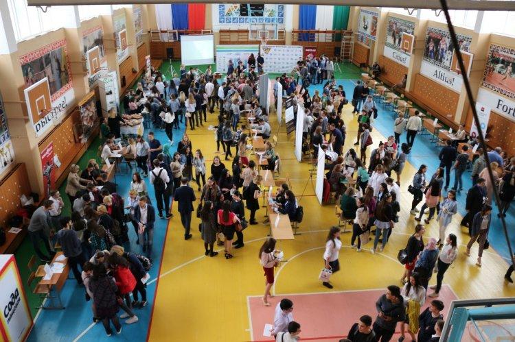 В Стерлитамаке прошел первый межвузовский кадровый форум