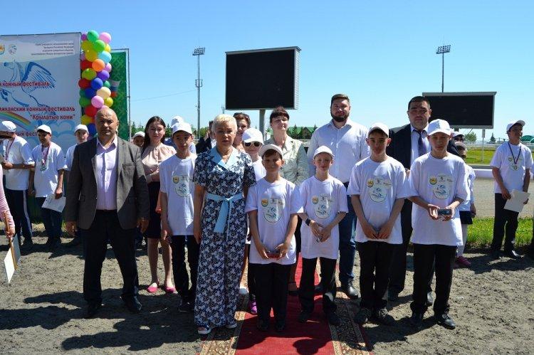 В Уфе детский фестиваль «Крылатые кони» собрал 300 участников