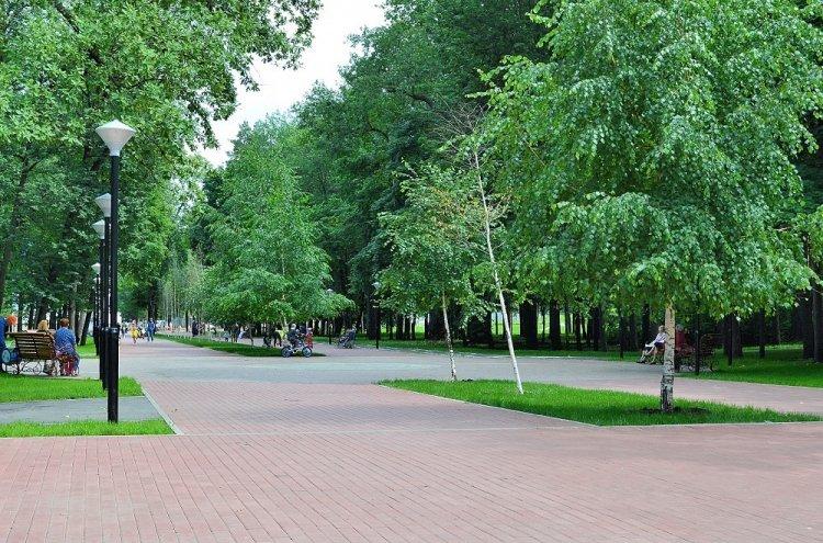 В 2018 году в Башкирии будет благоустроено 415 дворовых и 119 общественных территорий