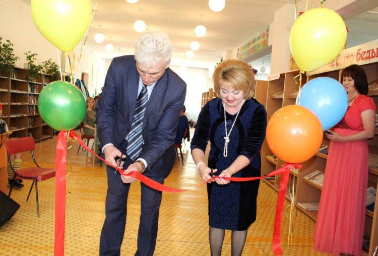 В Аургазинском районе открылся единственный в Башкирии центр библиотерапии для детей с ОВЗ