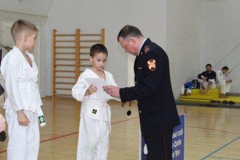 В Уфе при поддержке Росгвардии прошёл детский турнир по дзюдо