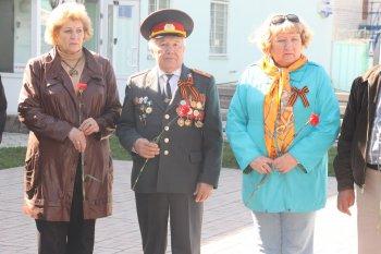 В УМВД по Стерлитамаку прошло мероприятие, посвященное Дню Победы в Великой Отечественной войне