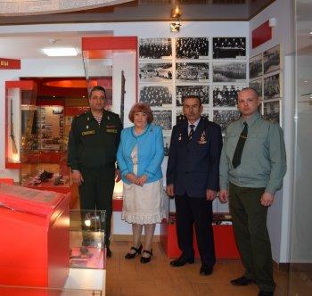 В Уфе состоялась встреча памяти полковника Егора Антоновича Подкопаева