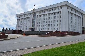 Глава РБ Рустэм Хамитов встретился с президентом «Опоры России» Александром Калининым