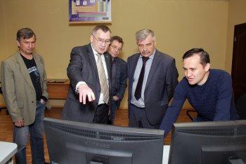 Михаил Закомалдин встретился с уфимскими учеными