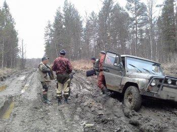 В Башкирии сотрудники Росгвардии задержали браконьеров