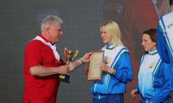 Команда Башкортостана стала призером «Туриады – 2018»