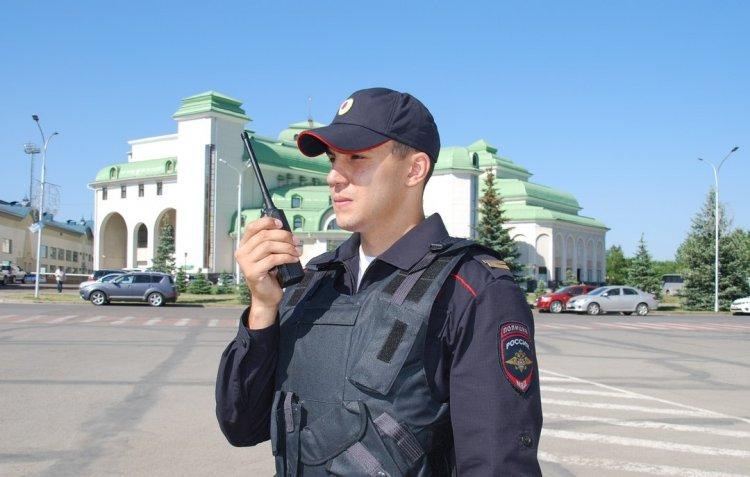 В Уфе росгвардейцы задержали подозреваемого в нападении на врача