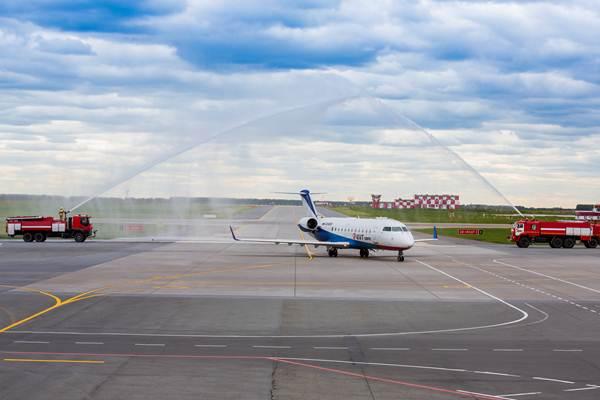 Из аэропорта «Уфа» открылась регулярная программа полетов в Грузию