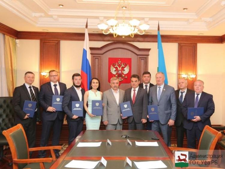 Владимир Путин поблагодарил жителей Башкирии