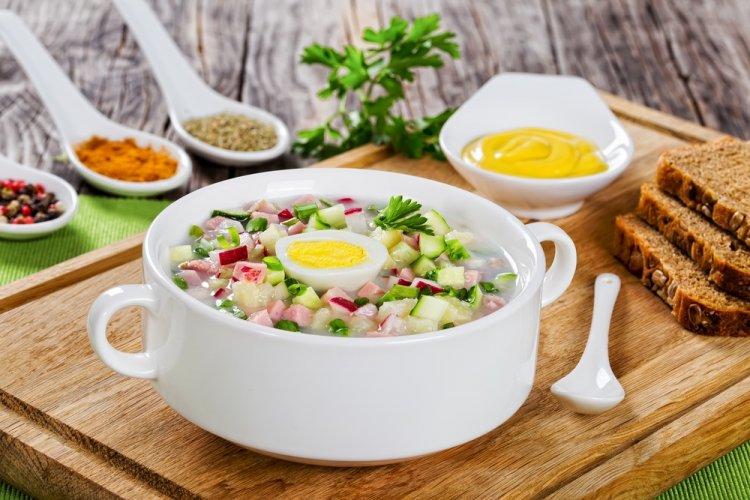 11 самых лучших и вкусных рецептов окрошки
