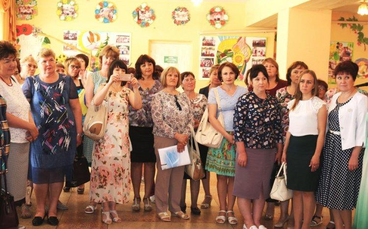 В Стерлитамакском районе состоялся межмуниципальный семинар библиотечных работников