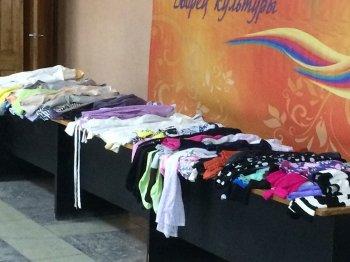 В Стерлитамакском районе прошла благотворительная ярмарка