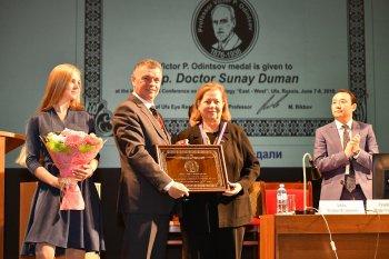 В Уфе состоялась IX Международная конференция по офтальмологии «Восток–Запад»