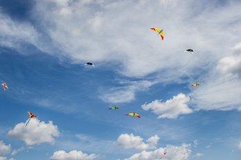 Сотни воздушных змеев взлетят над Уфой: в городе пройдет городской фестиваль «Летать легко!»