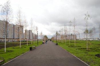 «Городская среда» набирает обороты в Стерлитамаке
