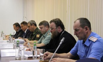 Казаки Башкортостана - на страже порядка