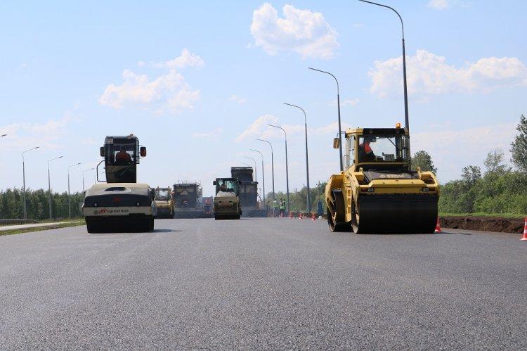 На федеральных трассах Башкирии обновят 168 километров по технологии СПАС