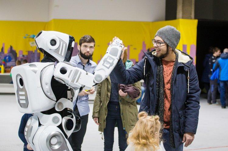 Самые известные роботы мира едут в Стерлитамак!
