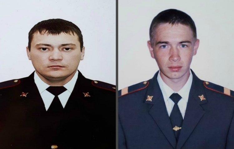 В Башкирии сотрудники Росгвардии спасли 4-х человек из горящего жилого дома