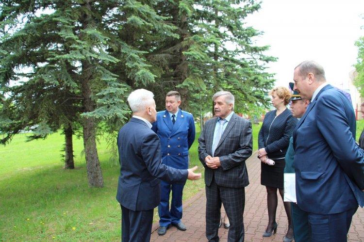 После  визита Михаила Закомалдина в лагере «Березка» устранили грубые нарушения мер безопасности