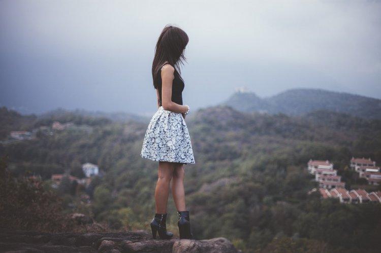 Как вычислить свою идеальную длину юбки: простая формула