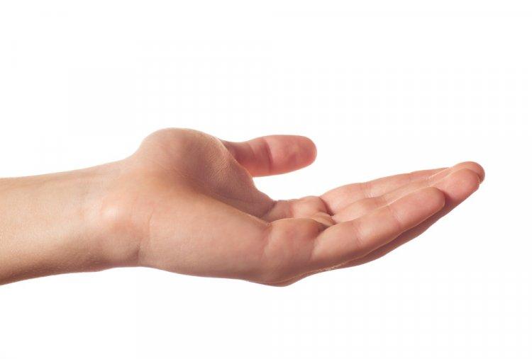 Если подержите себя за палец 20 секунд, это окажет удивительный эффект на организм