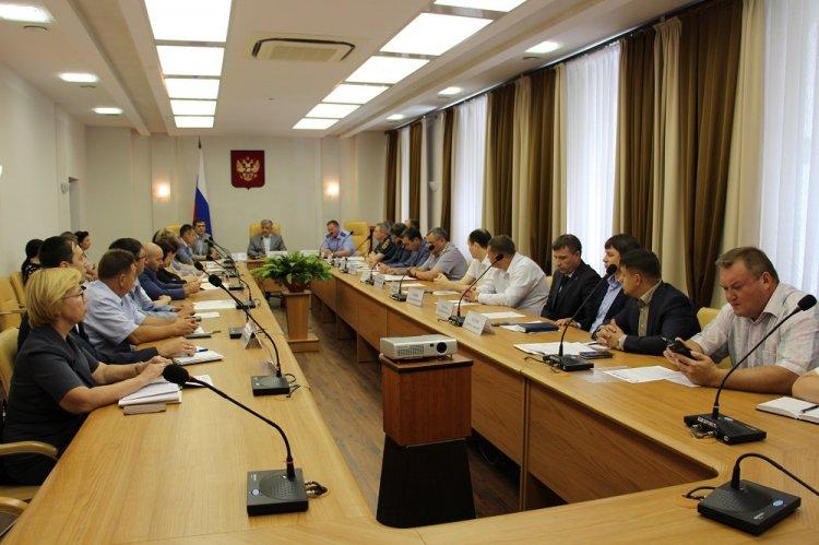 Реформу с сфере обращения с отходами обсудили на совещании у Михаила Закомалдина в Уфе