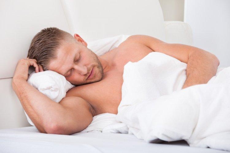 Одежда, в которой спит мужчина, расскажет о его характере