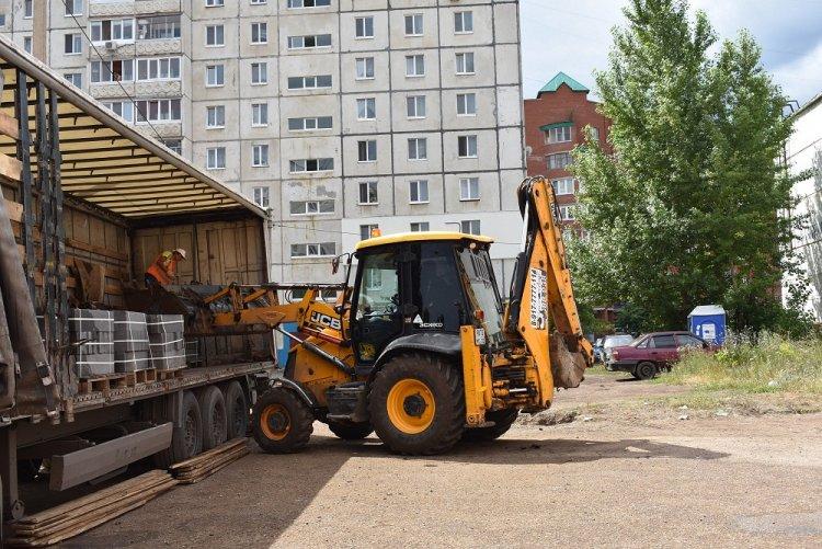 В Октябрьском районе Уфы обновятся 14 дворов