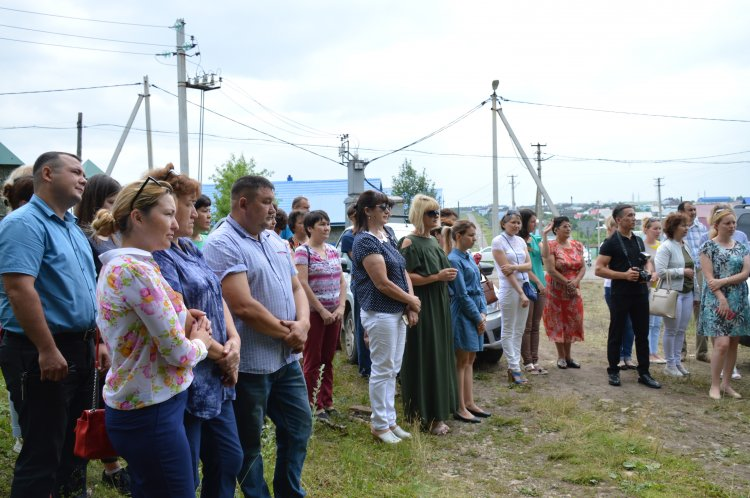 В Караидельском районе благоустроят парк культуры и отдыха