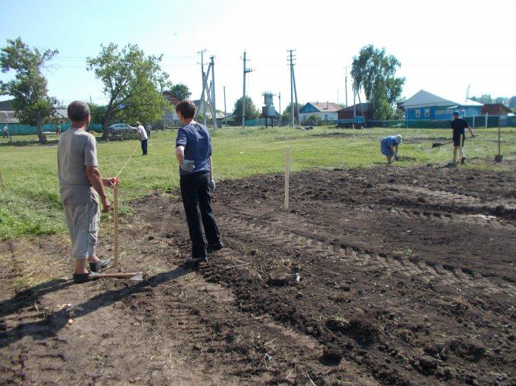 В Мишкинском районе работы по «Городской среде» будут завершены к концу августа