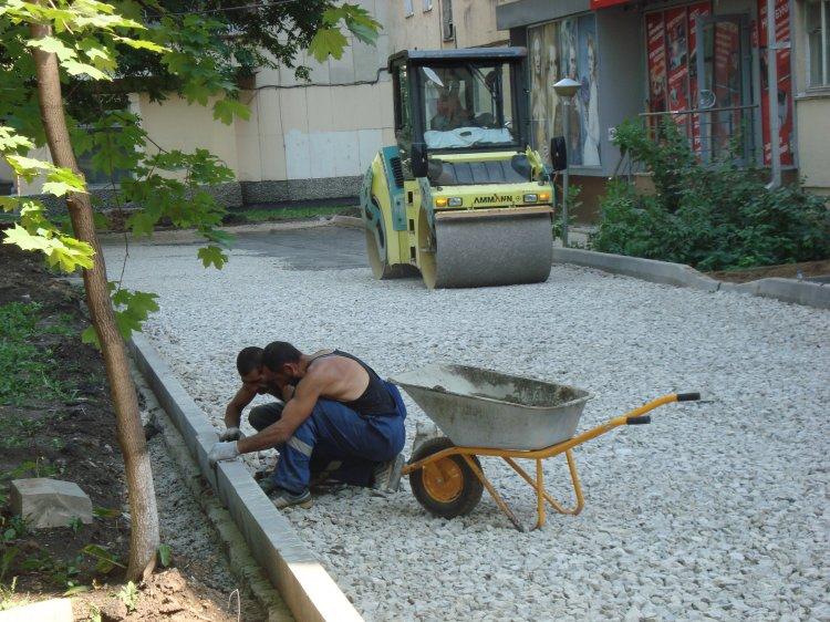 Во дворах Кировского района Уфы решат проблему парковок