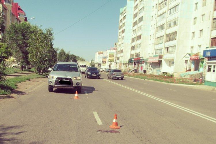 В Башкирии автомобиль насмерть сбил пожилую женщину