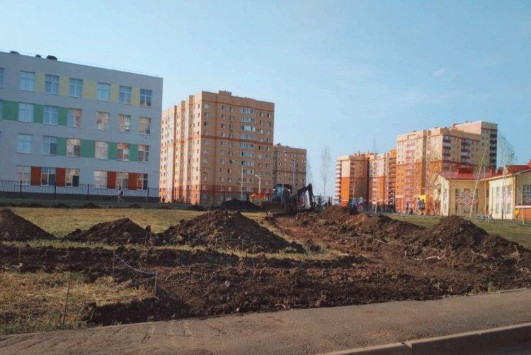 В Демском районе Уфы появится новый сквер