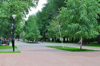 В Стерлитамаке по партийному проекту идет ремонт 36 дворов