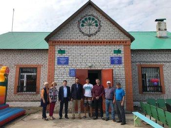 В рамках партийного проекта в деревнях Башкирии появится уличное электроосвещение