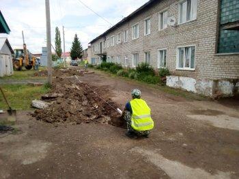 В Мишкинском районе РБ благоустроят три двора и спортплощадку