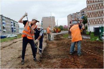 В текущем году в Янауле отремонтируют три двора