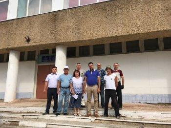 В Мелеузовском районе по партийному проекту проходит ремонт сельских домов культуры