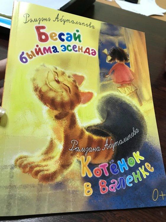 Профессор из Стерлитамака выпустила пятый детский сборник