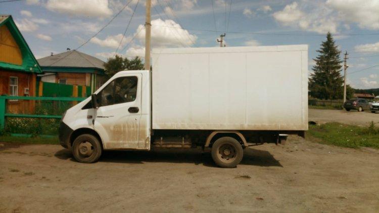 В Башкирии хлебный фургон насмерть сбил пожилую женщину