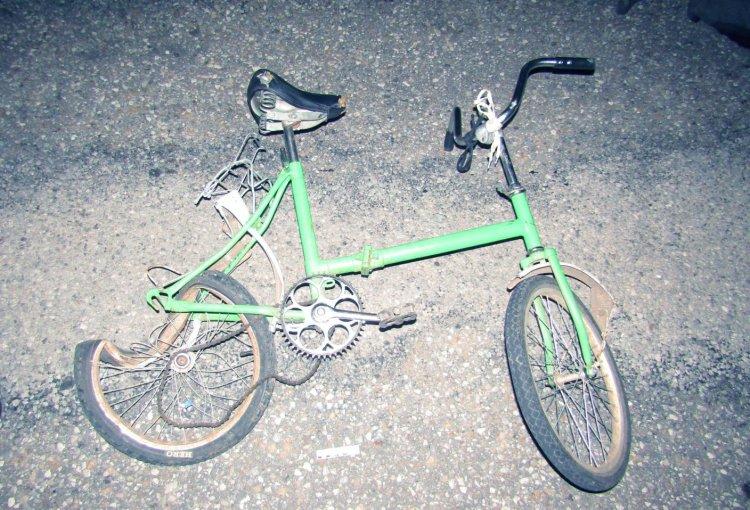 В Башкирии насмерть сбили 58-летнего велосипедиста