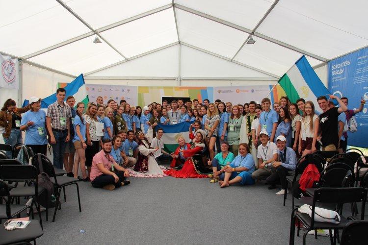 На форуме «iВолга-2018» молодежь Башкортостана отличилась в науке и новаторстве