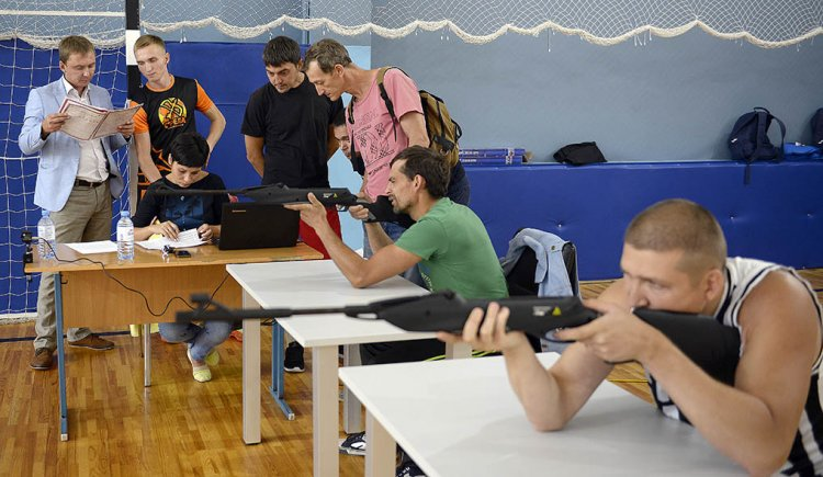Спортивный праздник «ГТО- путь к здоровью!» прошел в Стерлитамаке