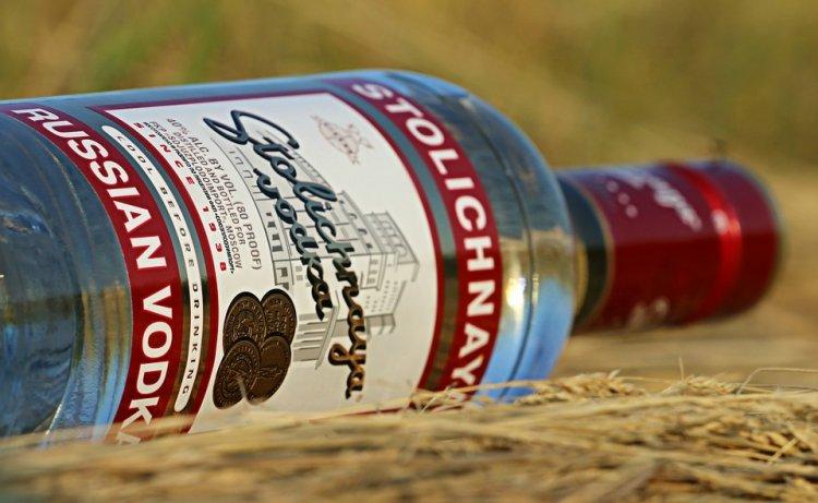 Россия осталась без дешевой водки
