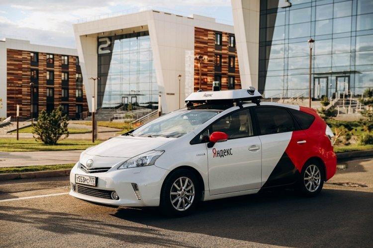 Яндекс начал тестировать беспилотные автомобили